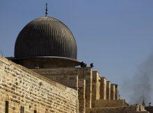 Penembakan imam palestina